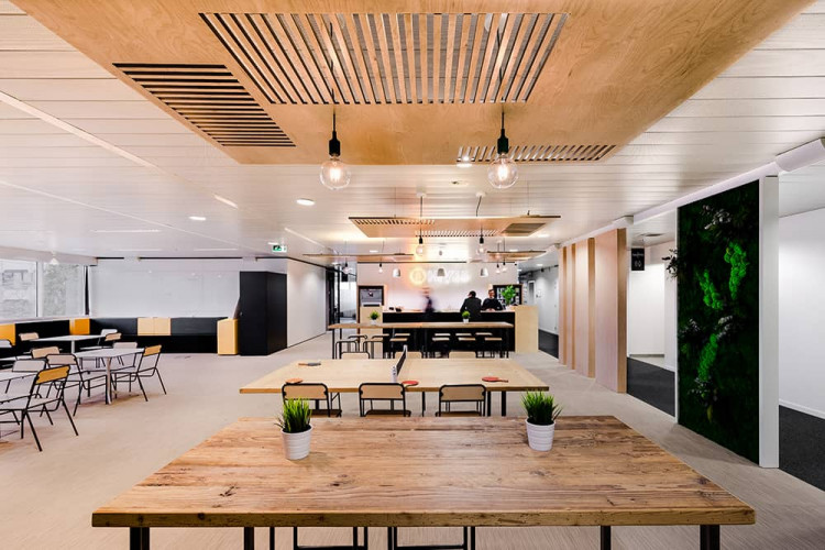 Hive 5 - Coworking Space