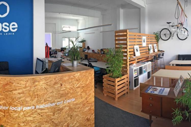 Base - cowork Leiria - Coworking Space