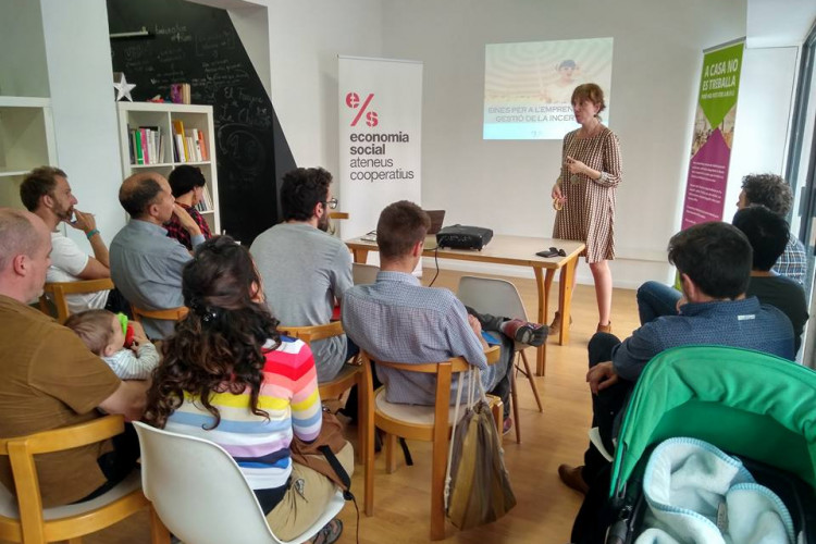 Uikú, coworking el Prat - Coworking Space