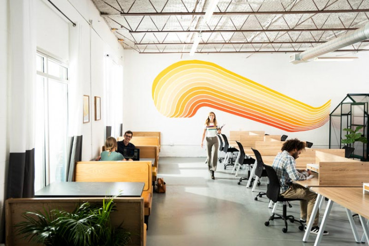 Createscape Coworking - Coworking Space