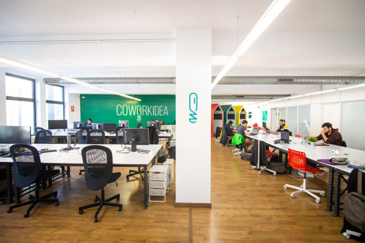 Coworkidea - Coworking Space