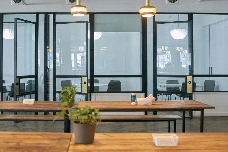 The Brass Factory - Coworking Space