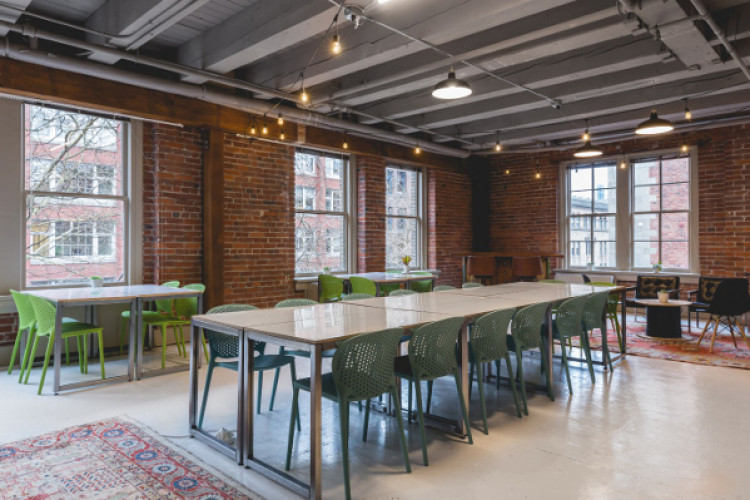 The Pioneer Collective Seattle - Coworking Space