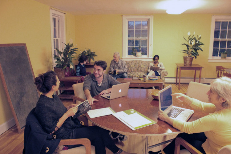 Whitneyville Common - Coworking Space