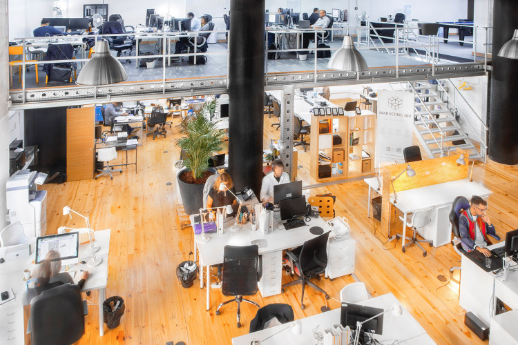 Fusion Cowork - Coworking Space