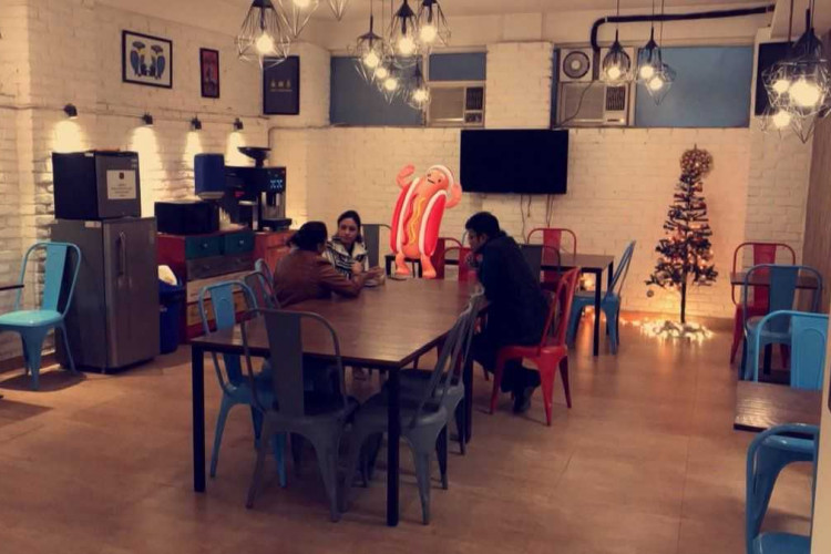Workly Okhla - Coworking Space