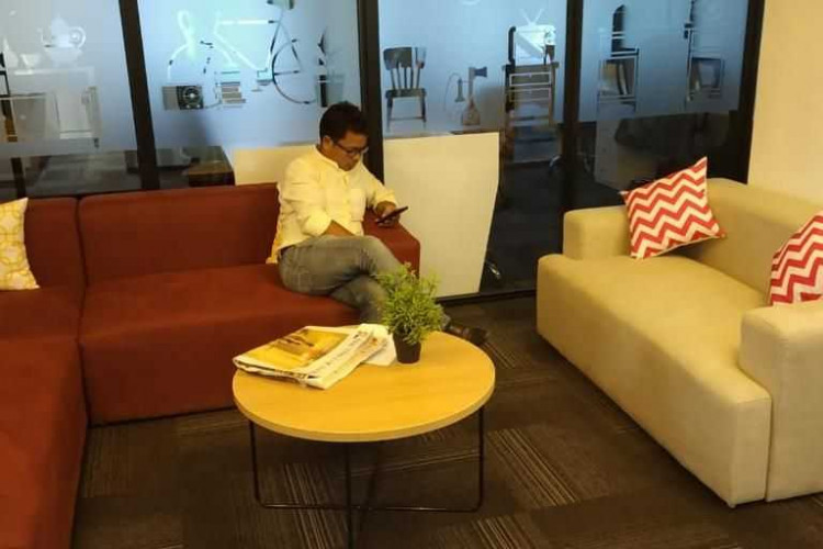 Workly Nehru Place - Coworking Space