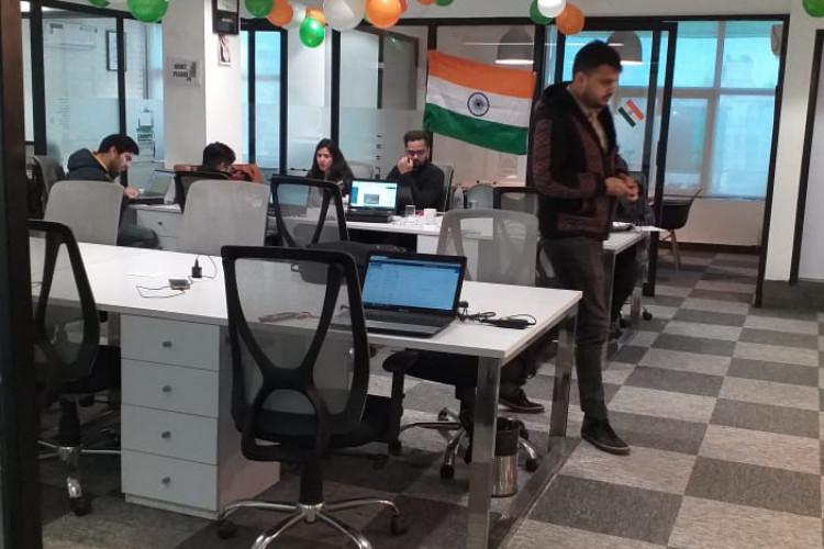 Workly Sarvodaya Enclave - Coworking Space