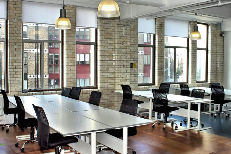 The Brew Commercial Street - Coworking Space