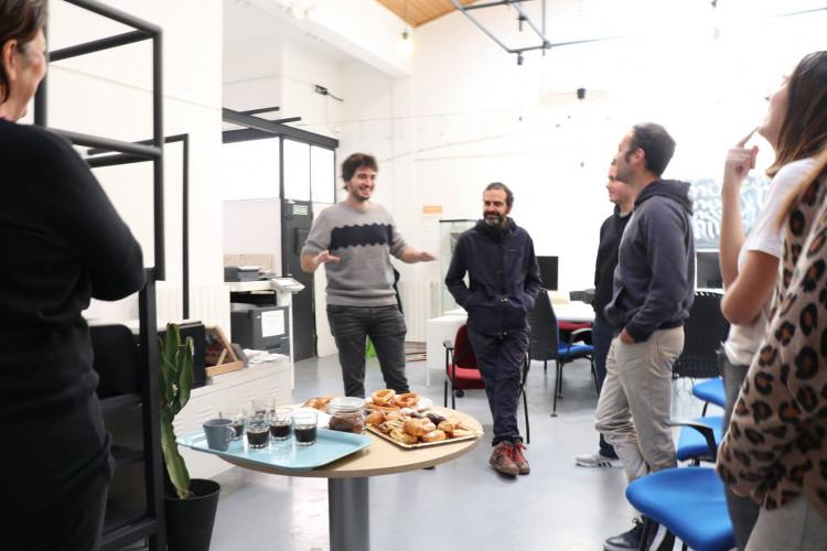 Espacio Geranios - Coworking Space