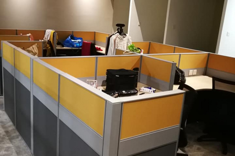 MY OFFICE - Coworking Space