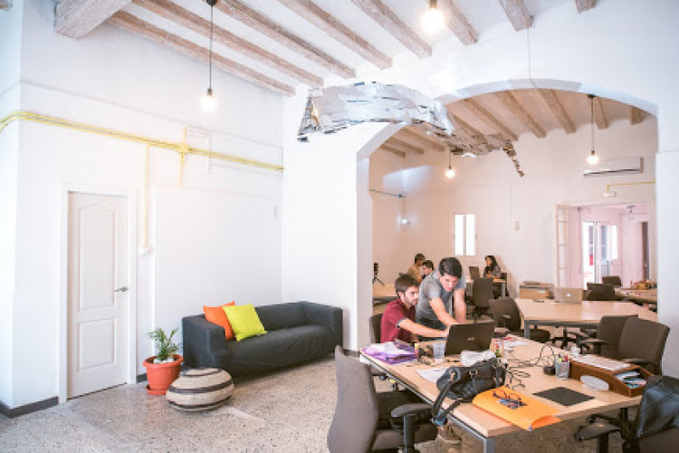 BCNewt Coworking Pere IV - Coworking Space