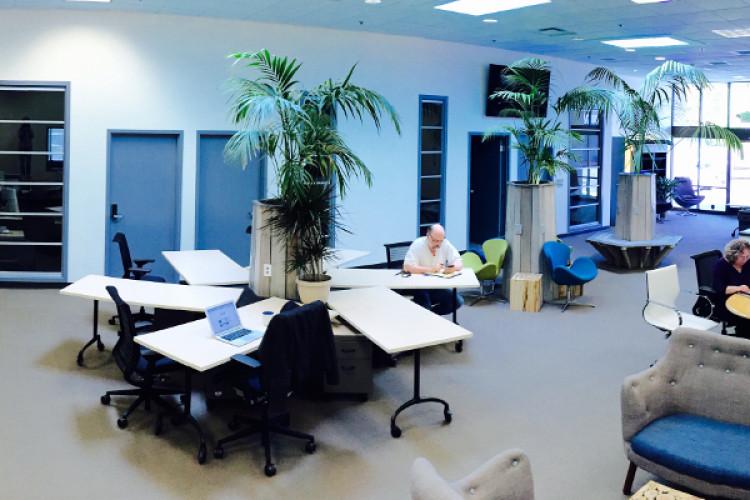 The Satellite Santa Cruz and Digital Media Studio - Coworking Space