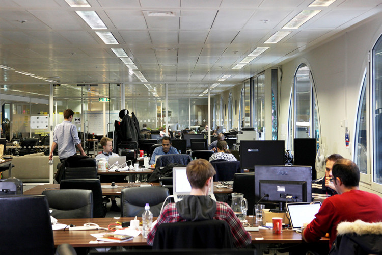 Innovation Warehouse - Coworking Space