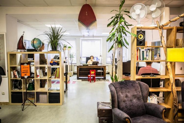 IDEA KITCHEN - Coworking Space