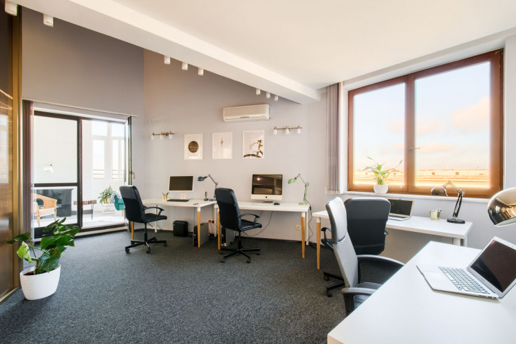 Praga Pracuje - Coworking Space