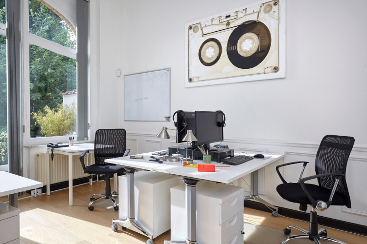 TOPOS Merode - Coworking Space
