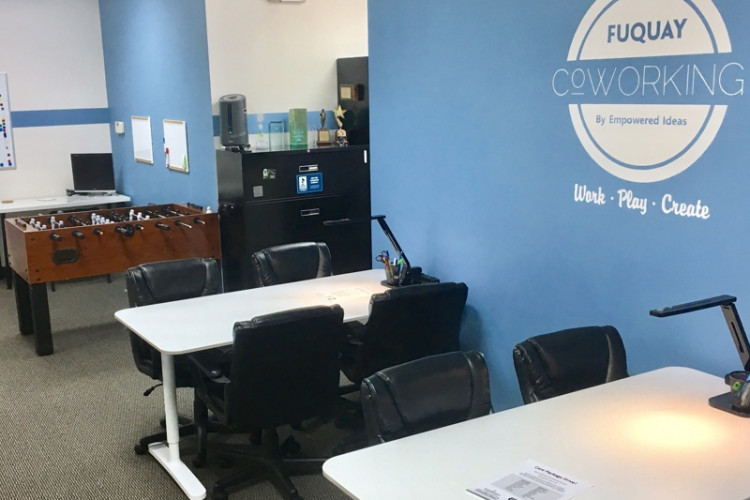 Fuquay Coworking - Coworking Space