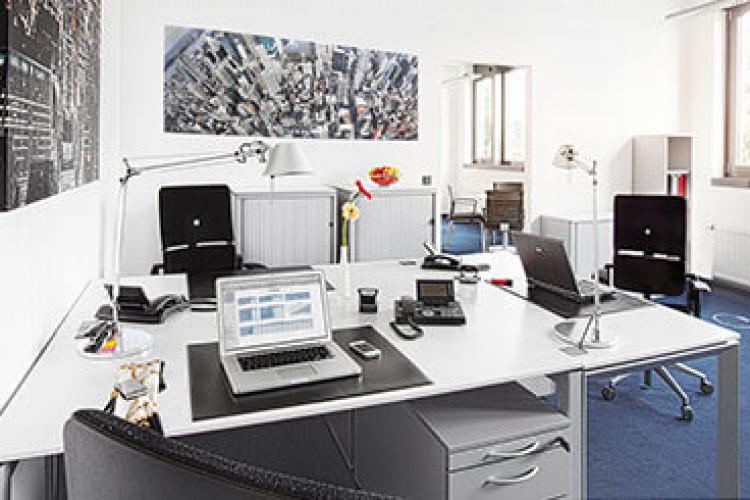 AGENDIS Munich Messe - Coworking Space
