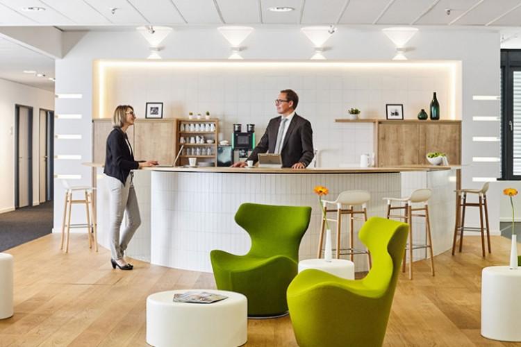 AGENDIS Frankfurt Airport - Coworking Space