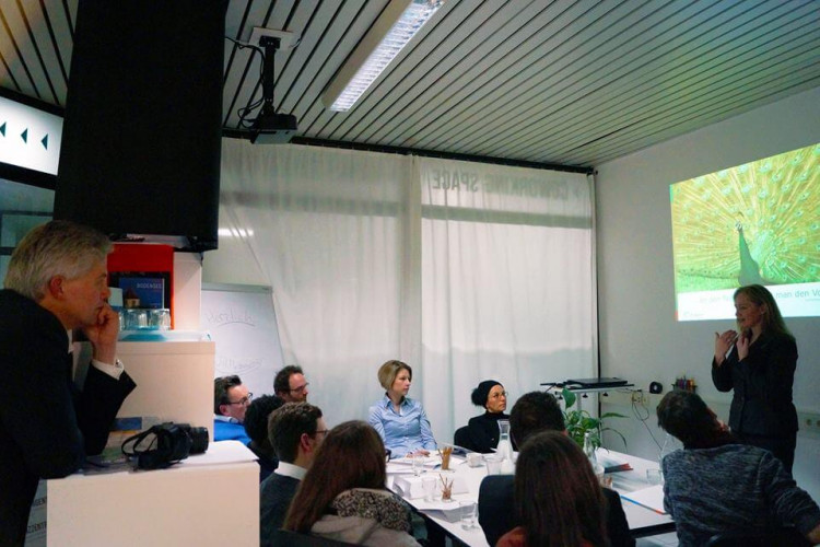 Media lab - Coworking Space