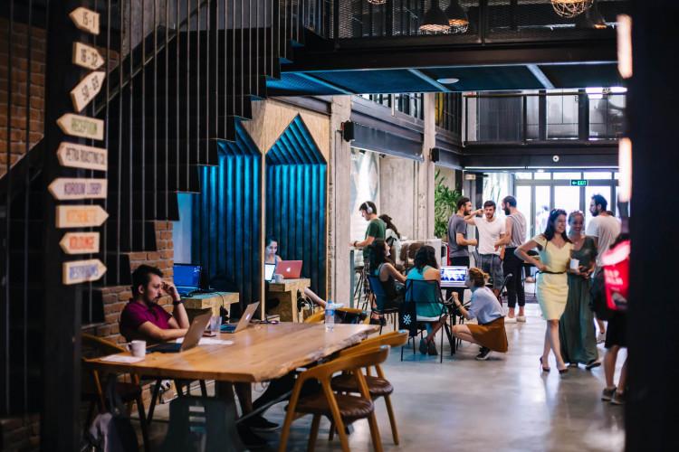 Kolektif House Sishane - Coworking Space