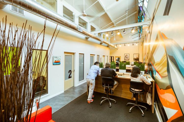 Platform Coworking - Ravenswood - Coworking Space