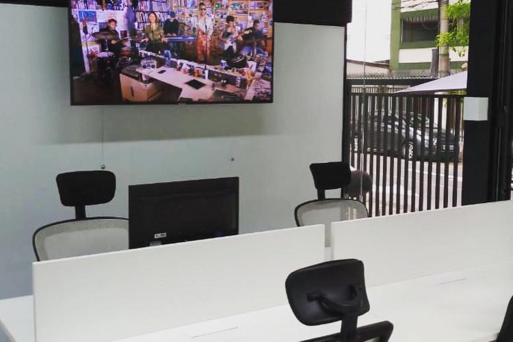Unidade Centro - Coworking Space