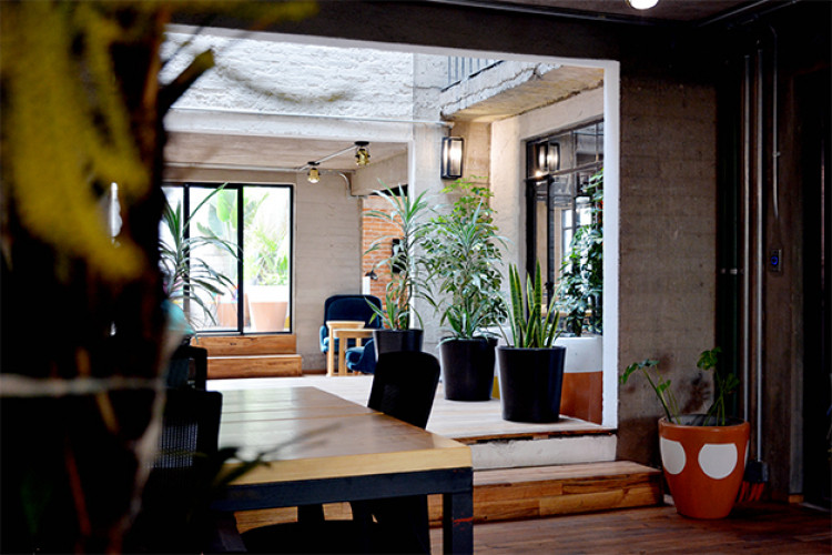 Work Inc - Coworking Space