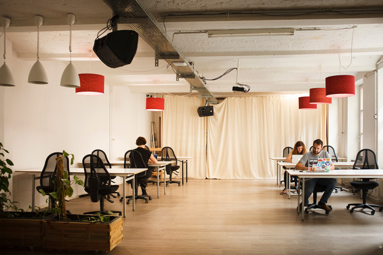 co.up Community Space - Coworking Space
