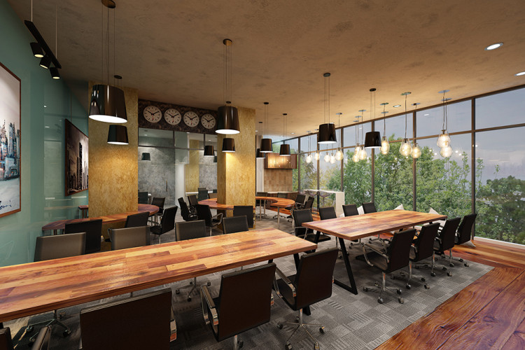 StartHub - Coworking Space