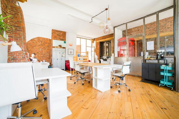 Le Phare du Kanaal - Coworking Space