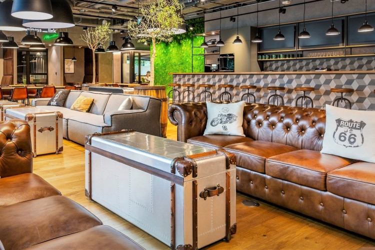 Business Link Maraton - Coworking Space